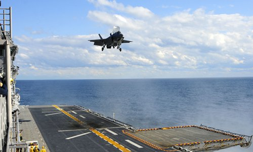 Chinese Navy needs STOVL stealth fighter jets to protect territory: analysts - Global Times