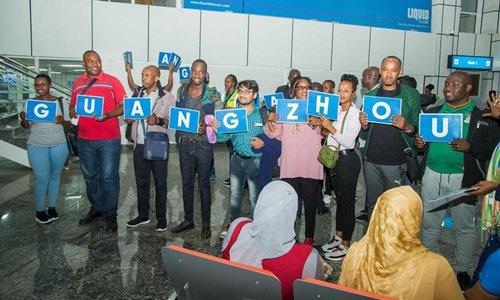 Rwanda's national carrier launches flight to China