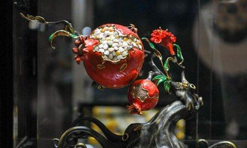 Xinjiang hosts ornamental stone exhibition - Global Times