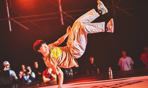Chinese street dancers leap onto world stage at international competition in East China