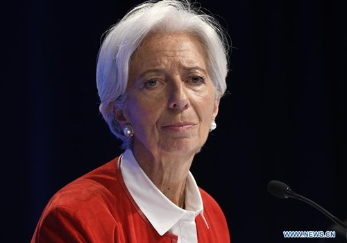 IMF's Lagarde nominated as president of European Central
