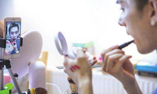 Global brands eye booming domestic men's cosmetics, skin care market