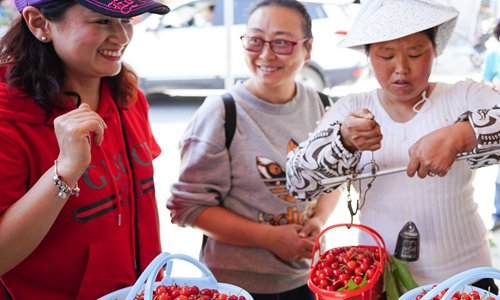 Turkish cherries to take up bigger share in China as shipping time is shortened