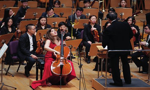 Shanghai music festival entices young audiences with experimental performances