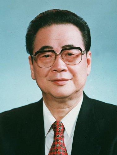 Late leader Li Peng cremated; national flag at half-mast
