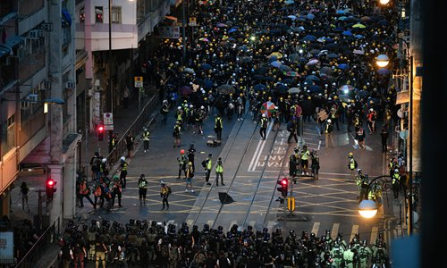 HK riot leaders keep own children safe while mobilizing other youths
