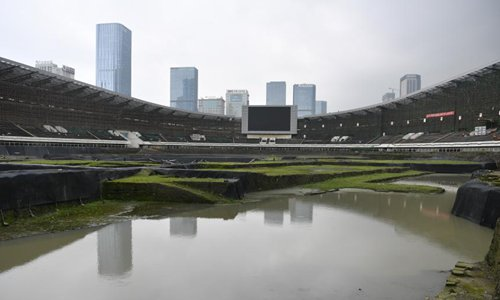 Relics thousands of years old found in Chengdu excavation