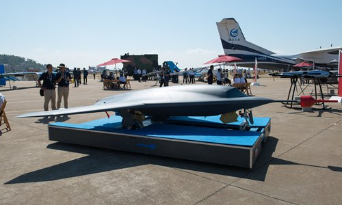 Wingman drones become new trend for fighter jets - Global Times