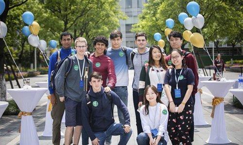 International students at Duke Kunshan University share