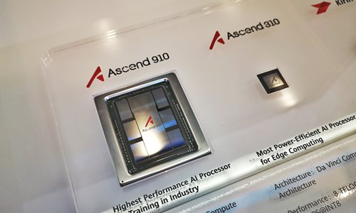 Huawei launches Ascend 910 chipsets; AI strategy not ...