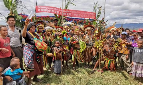 China launches new project to help PNG agricultural development
