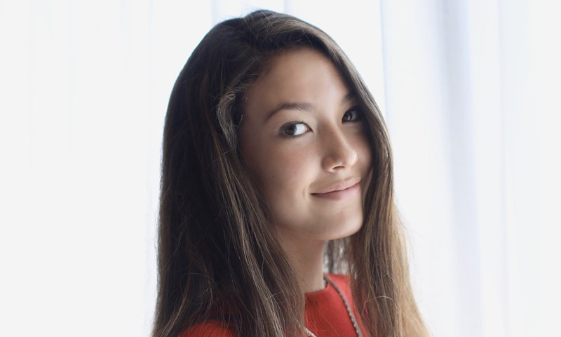 Naturalized Chinese teenage athlete has sights set on Olympics