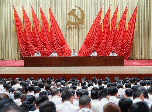 Xi emphasizes
