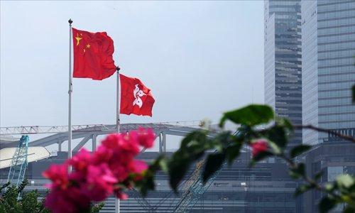 Fitch's HK downgrade 'political'