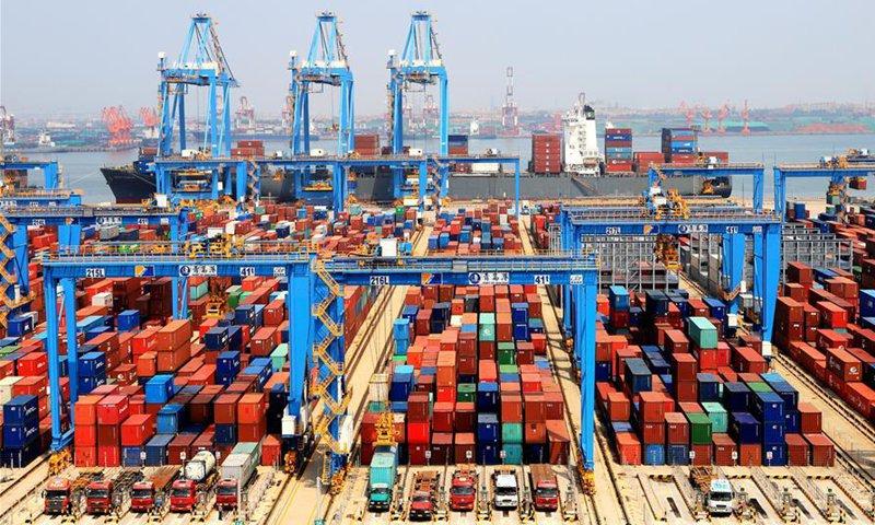 China's trade with US shrinks, undercuts Washington's leverage amid trade war