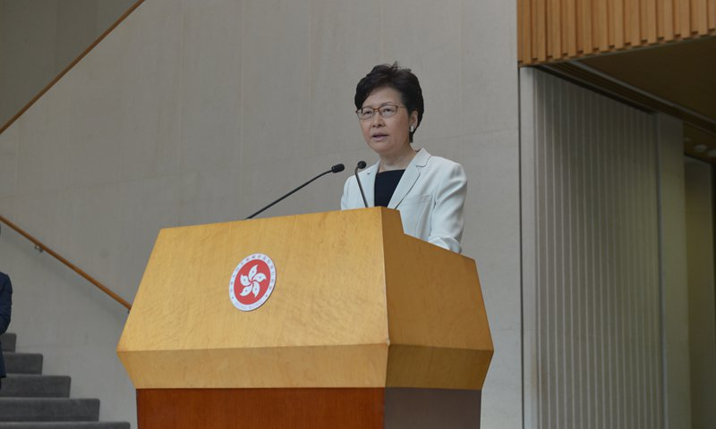 HK to start first session of dialogue next week