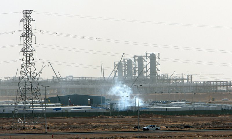 Oil supply to China unlikely impacted by attack on Saudi facilities