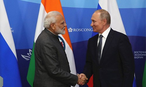India-Russia ties rest on strategic calculations