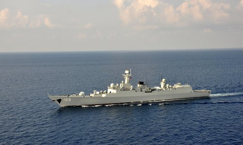 US 'navigational hegemony' operations in S.China Sea will alienate all sides