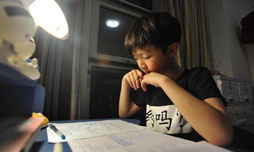 Son calls police, says mom disturbing his studies