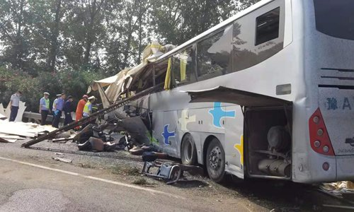 Bus in accident with 36 deaths had no license: authorities