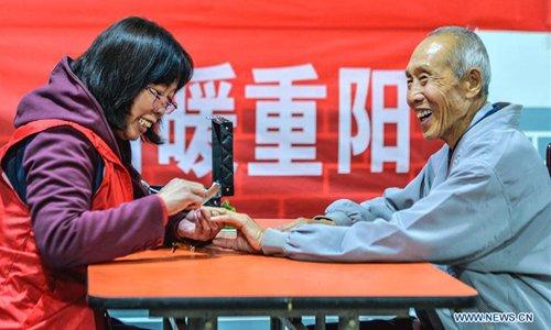 Xi extends Seniors' Day greetings