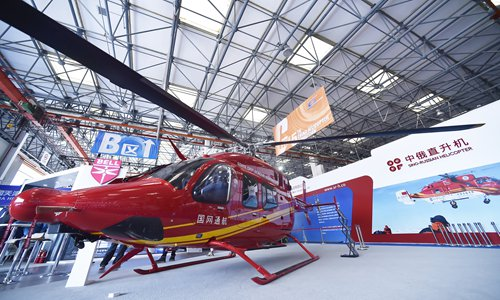 Tianjin Port to host annual helicopter expo