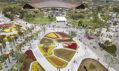 Beijing Int'l Horticultural Exhibition to close on Oct. 9