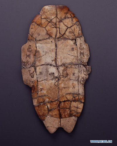 China to start commemorating 120th anniversary of oracle bone inscription discovery