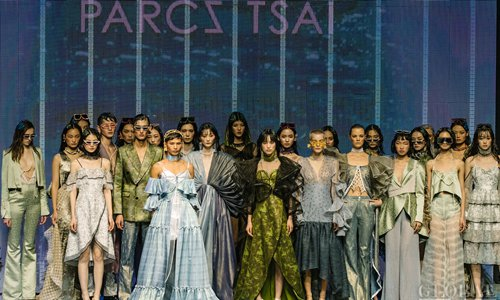 China Fashion Week Spring/Summer 2020 opened on Friday in Beijing