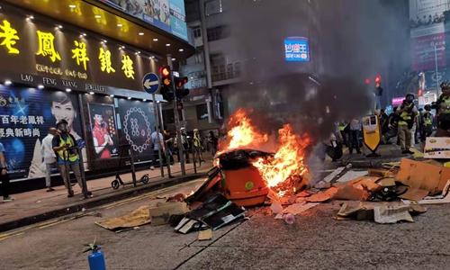 Fleeing HK rioters backfire on Taiwan