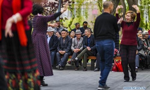 Dirty public opinion war won't deter China's governance in Xinjiang