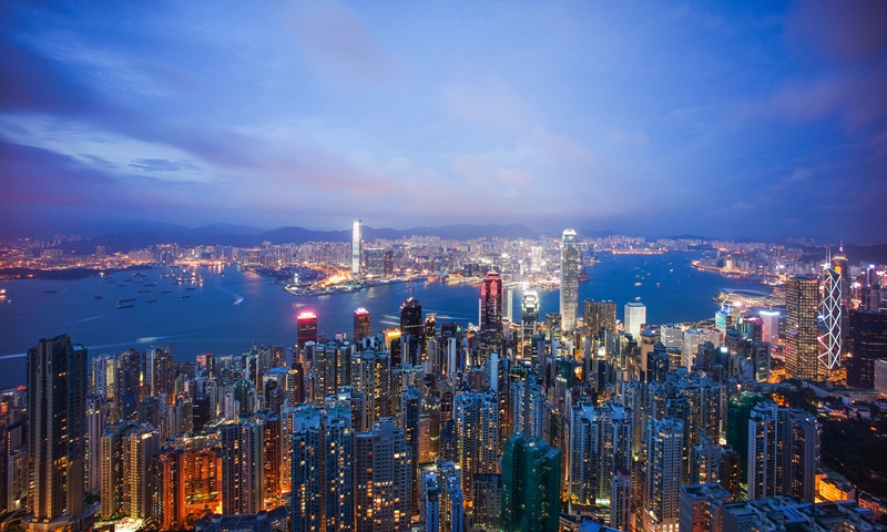 HK financial sector remains stable amid social unrest: official