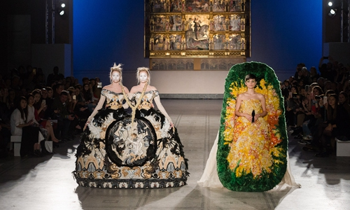 Colorful Costumes Reflect Cultural Spirit Global Times