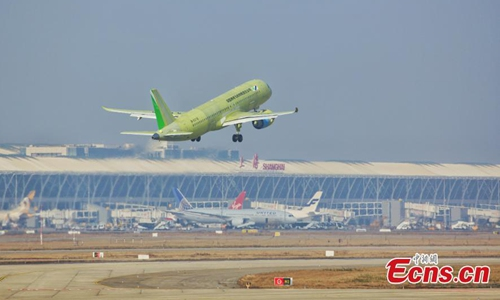US' reported ban on plane engines to China self-destructive: experts