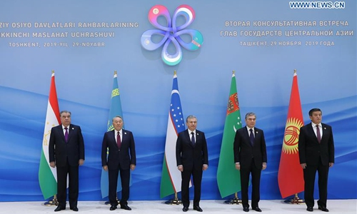Times Of Central Asia
