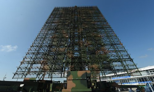 China displays most advanced anti-stealth radar systems at the World Radar  Expo in Nanjing - Global Times