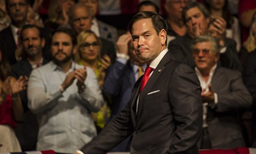 Senator Rubio blind to fact that Tibet is a part of China