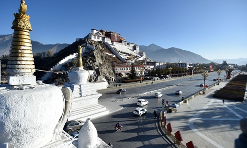 11th Panchen Lama donates medical supplies to help fight coronavirus