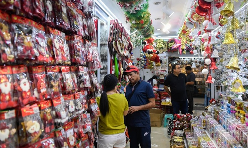 World's leading small commodities market in Yiwu opens to world customers