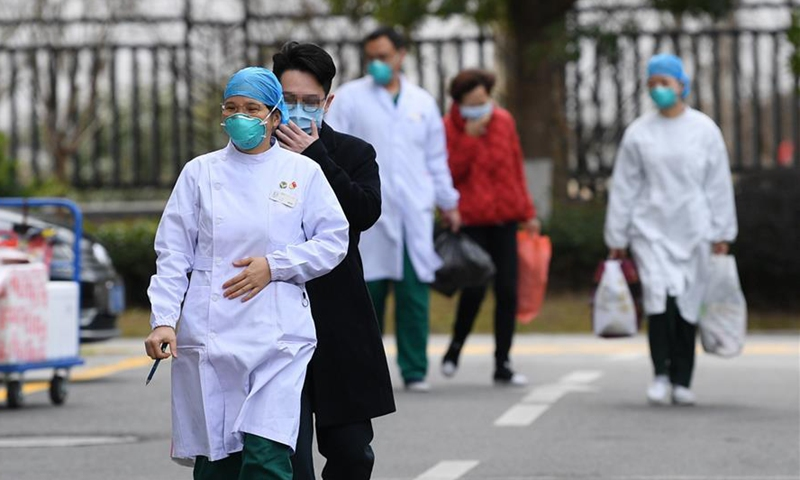 Recovered COVID-19 patients in Wuhan must undergo another 14-day quarantine at designated locations