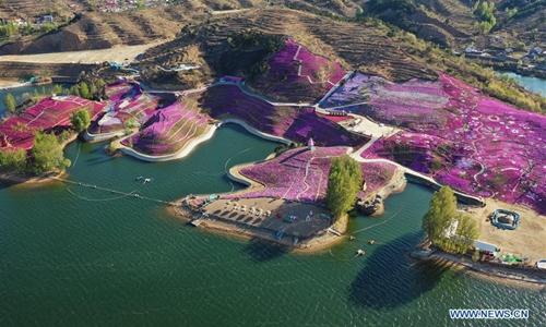 Four seasons of beautiful scenery across China - spring