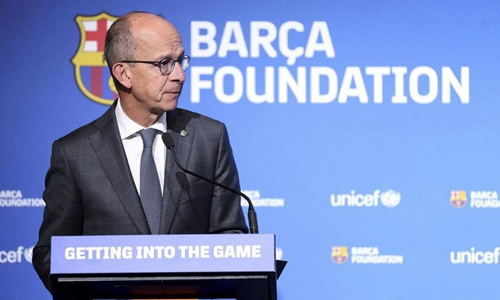 Barcelona Becomes Model For Football Clubs Fighting Covid 19 Global Times