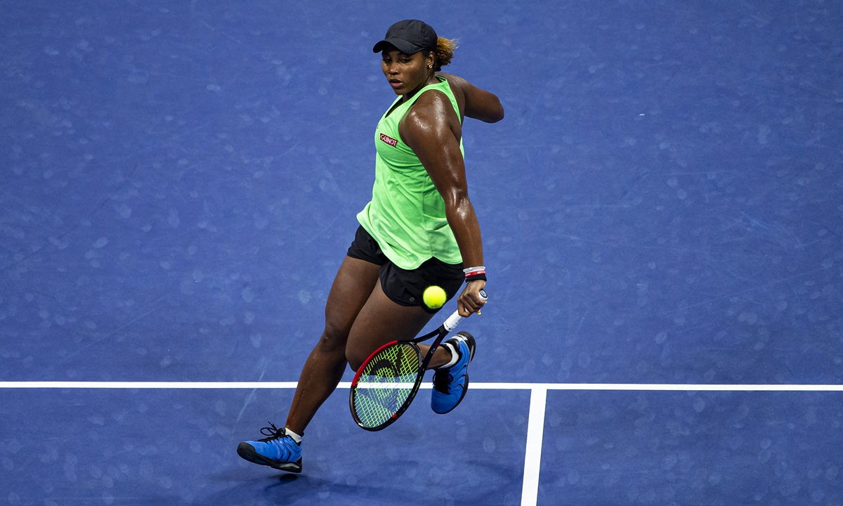 Taylor Townsend Says Fans Confuse Her With Other Black Tennis Players Global Times