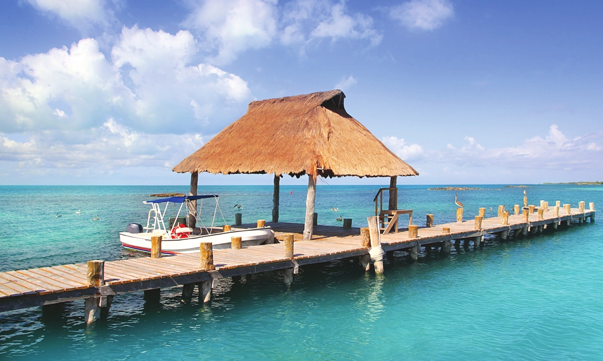 Tourism Returns Timidly And Cautiously To Cancun Global Times