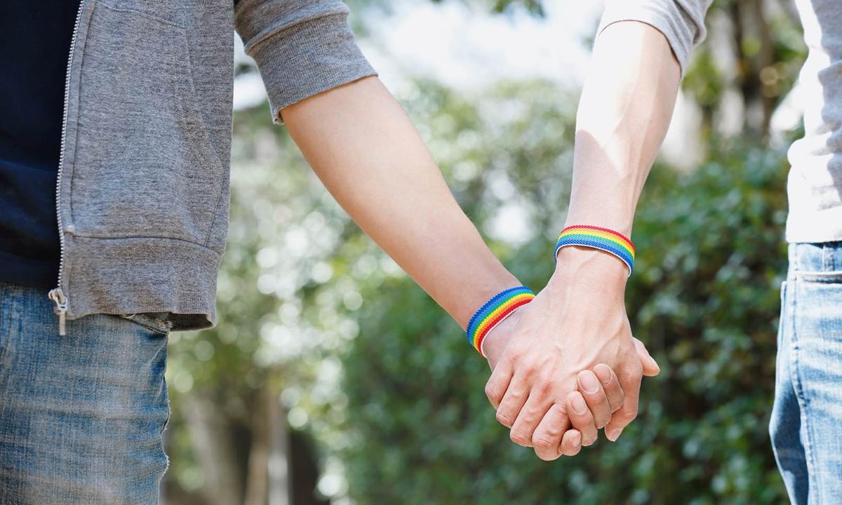 LGBT Photo: VCG