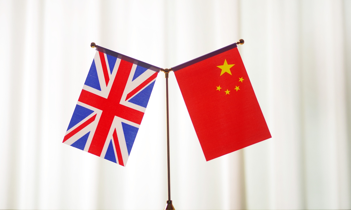 China UK Photo:VCG