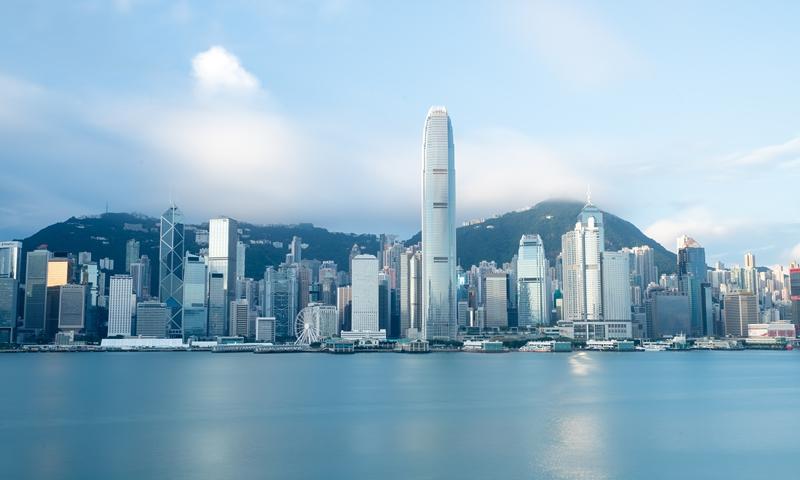 Hong Kong. Photo: VCG