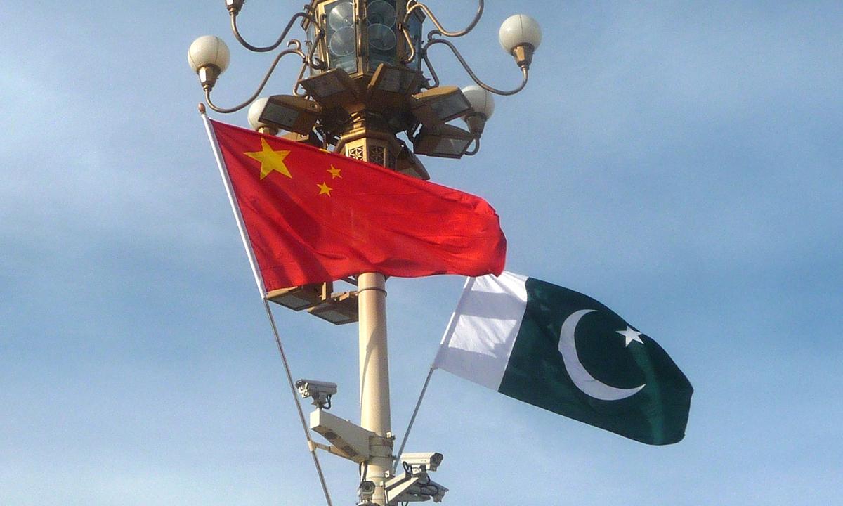 China Pakistan File photo:VCG