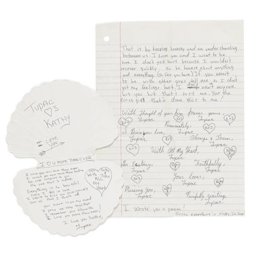 Love letter missing 12 Hand
